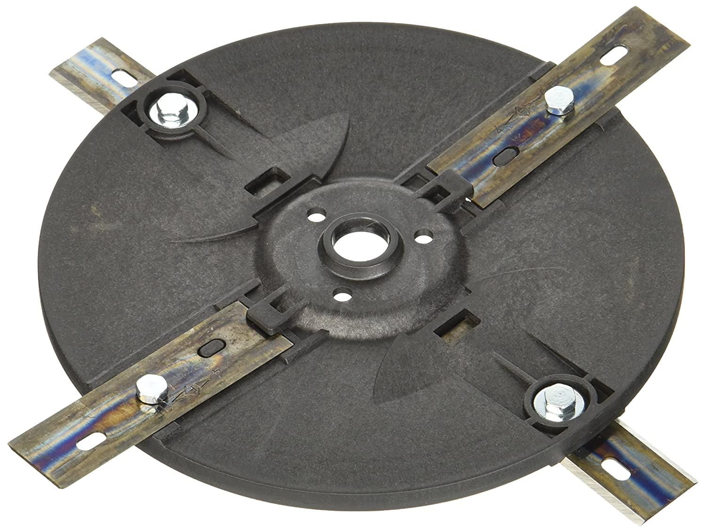 AL-KO 127466 Cuchilla circular para Robolinho de robot cortacésped ...