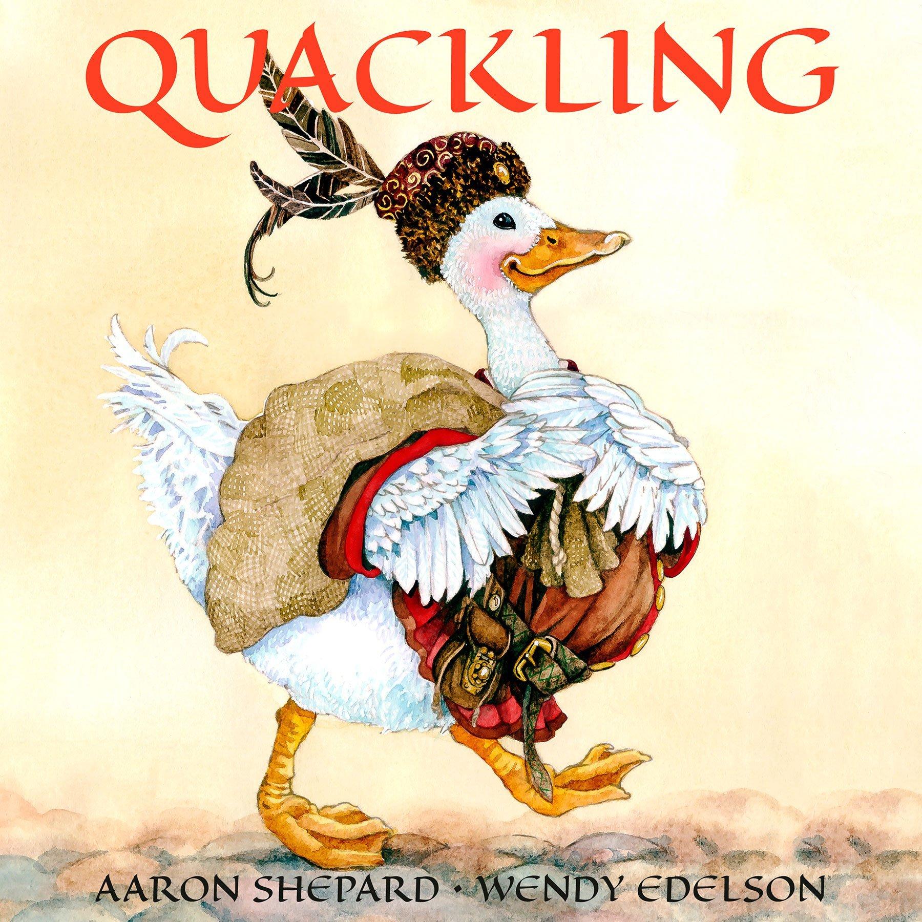 Quackling: A Very Loud Fairy Tale pdf