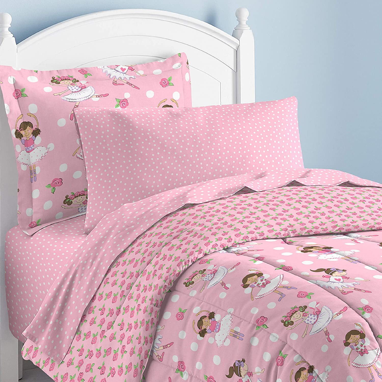 Avondale ManorNessa Ellie 6-piece Comforter Set Blue King