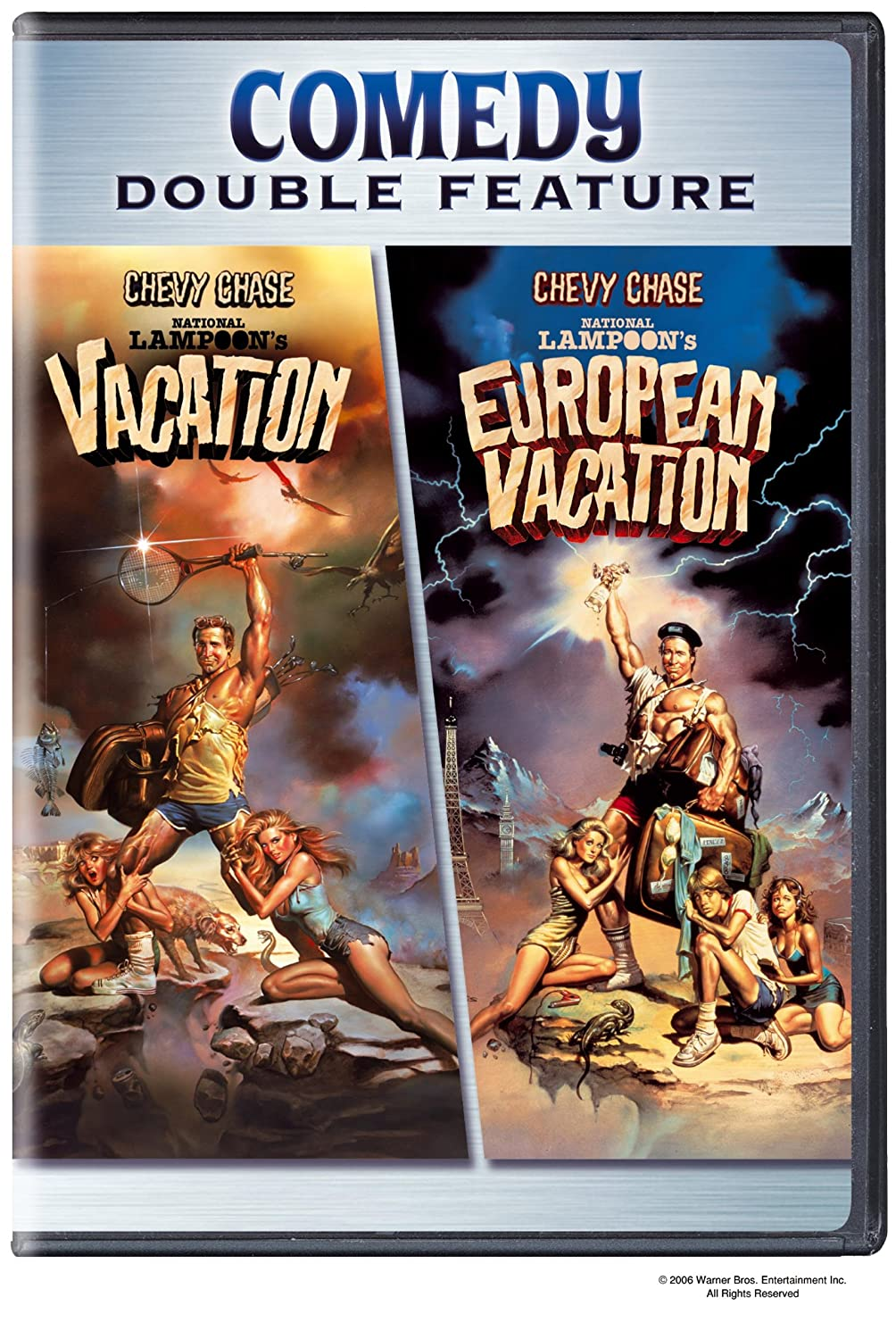 Amazoncom Comedy Double Feature National Lampoons Vacation - European vacation