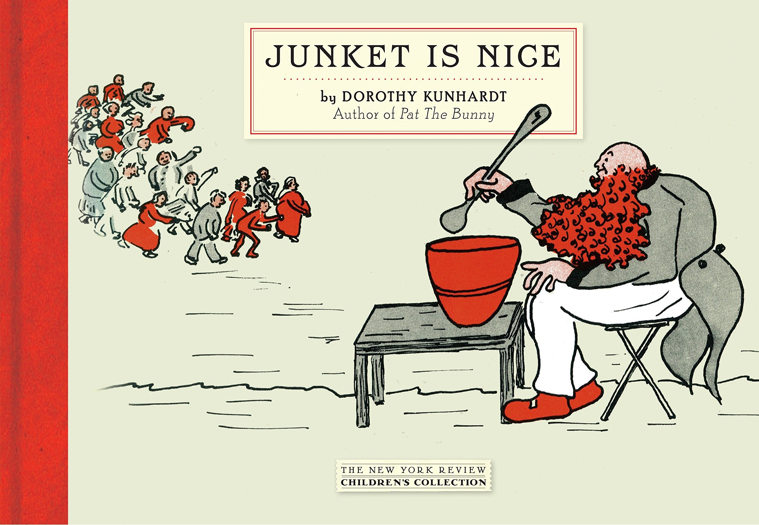 Read Online Junket Is Nice (New York Review Children's Collection) pdf epub