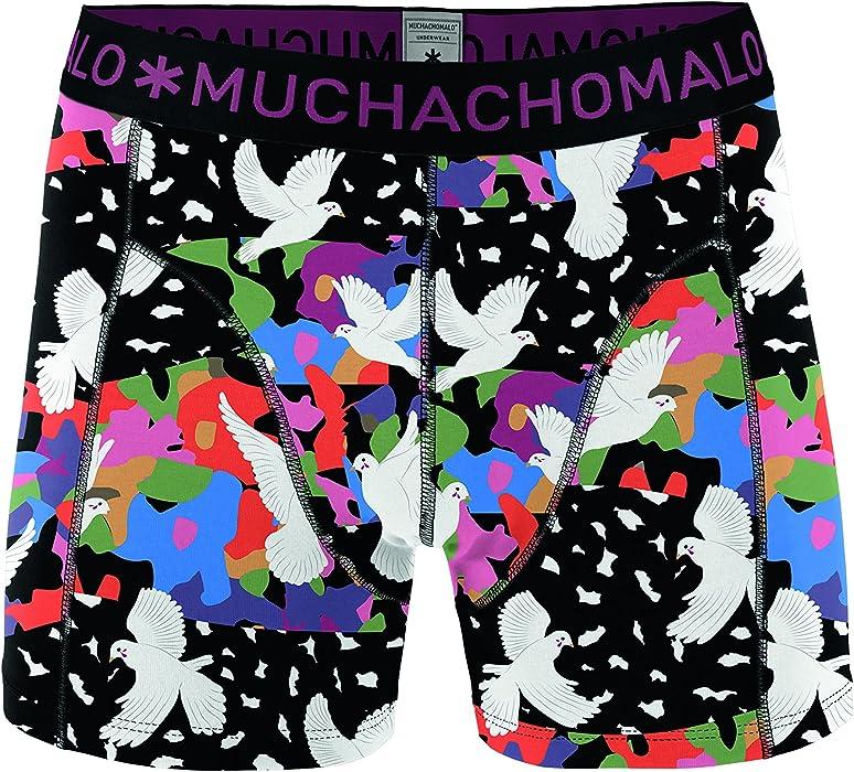 3c78da93e0a Muchachomalo Mens Boxer Short 1 Pack (S) at Amazon Men's Clothing store:
