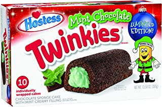 product image for Hostess Mint Chocolate Twinkies, 10Count - SET OF 10