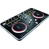 Numark MixTrack Pro II - Controlador DJ todo en uno de 2 canales (tarjeta de sonido para Serato DJ, USB), color negro