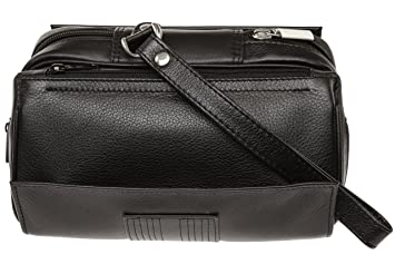 Chacom 3 In 1 Combination Pipe And Tobacco Pouch   Black by Chacom