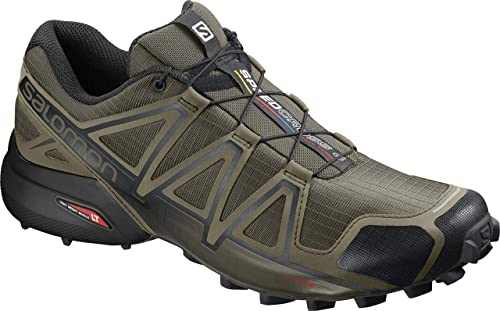 Salomon Speedcross 4 Wide, Zapatillas de Running para Asfalto para Hombre: Amazon.es: Zapatos y complementos