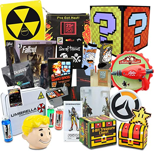 toynk SuperLoot Gaming Mystery Gift Box | $249 Value | 15+ Fun Items!: Amazon.es: Juguetes y juegos