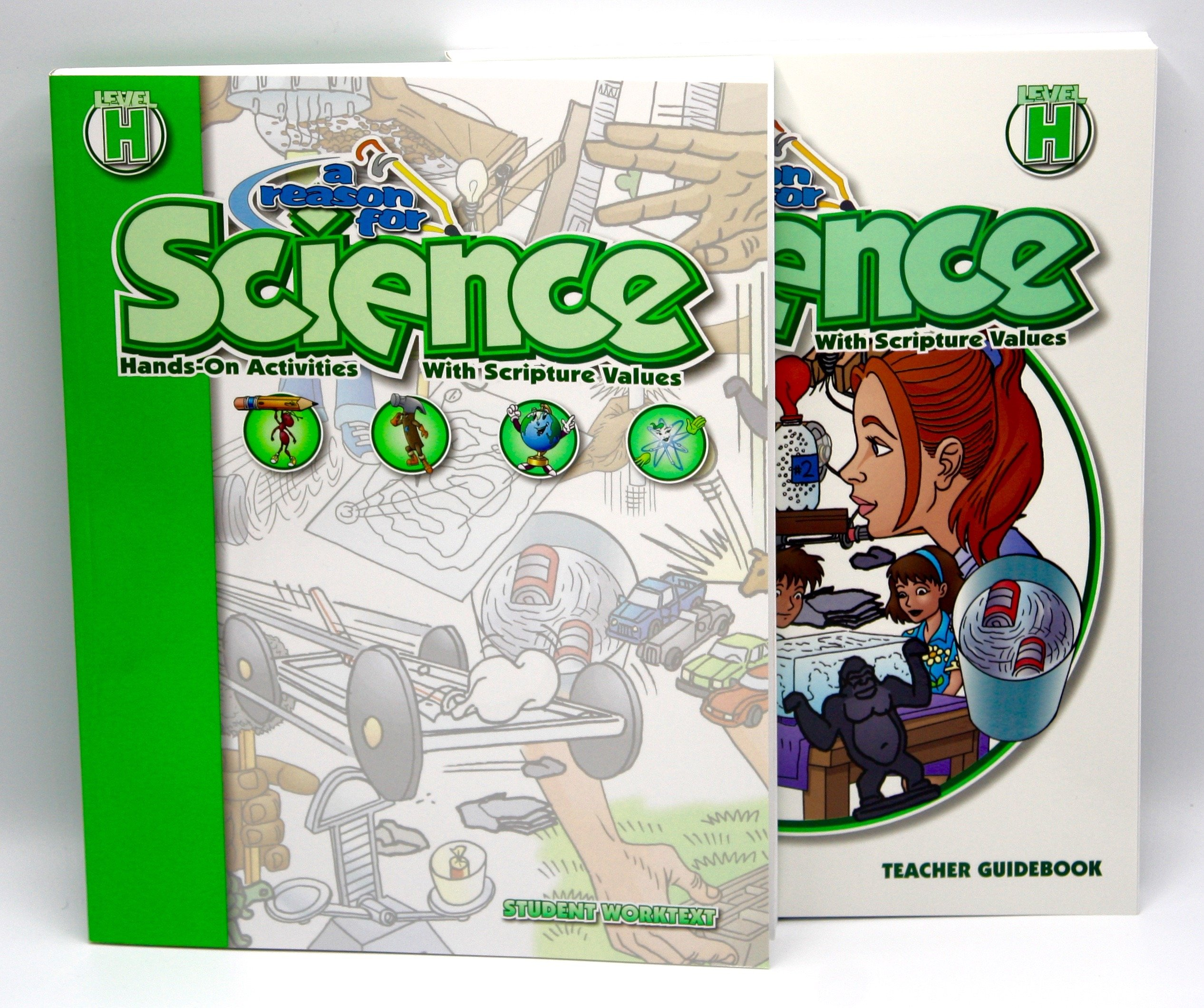 A Reason For Science Homeschool Pack Level H
