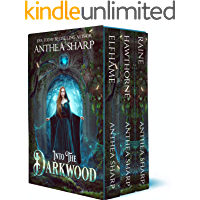 Into the Darkwood: A Dark Elf Fantasy Romance Trilogy (The Darkwood Chronicles)