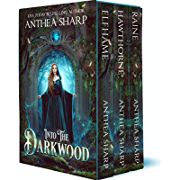 Into the Darkwood: A Dark Elf Fantasy Romance Trilogy (The Darkwood Chronicles) (English Edition)