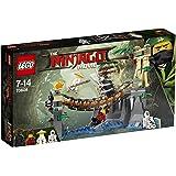 レゴ(LEGO)ニンジャゴー 島のつり橋 70608