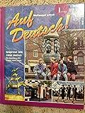 Auf Deutsch! 1 [Teacher's Edition]