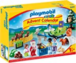 Playmobil - Advent Calendar: 1.2.3 Christmas in The Forest