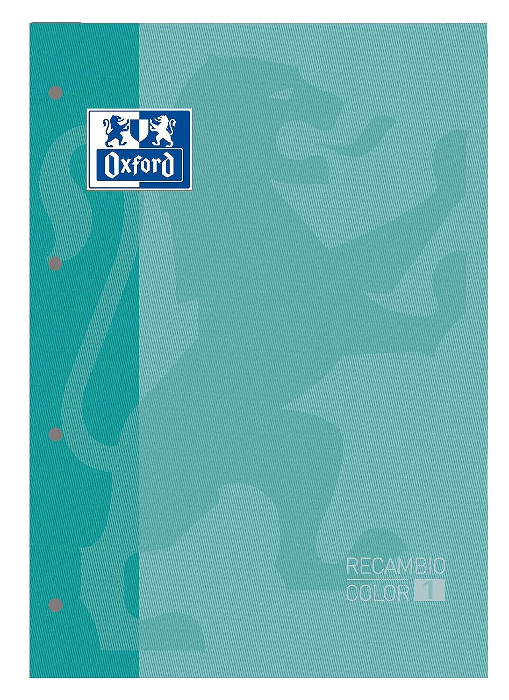 Oxford 100103583 Recambios 80 hojas A4