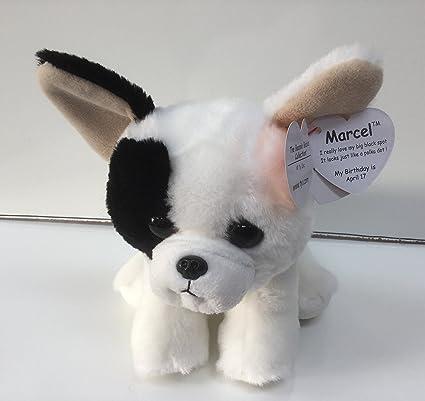 63b4d504950 Amazon.com  Ty Beanie Boos Marcel Plush  Toys   Games