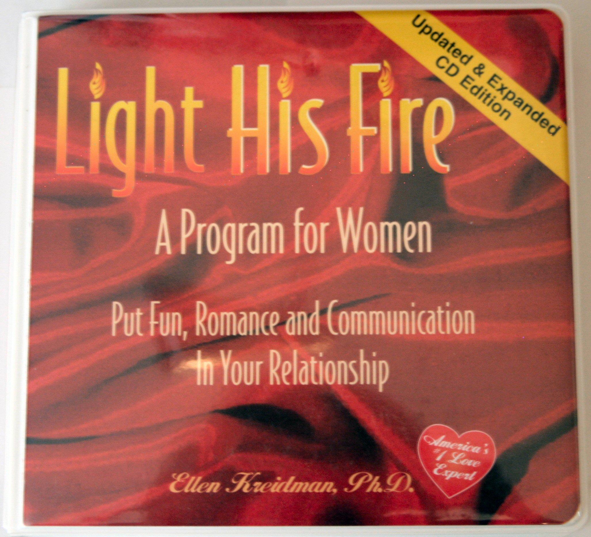 Read Online Light His Fire: A Program for Women pdf epub