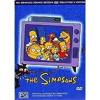 SIMPSONS: SEAS 4 BOX SET (4 DISC)