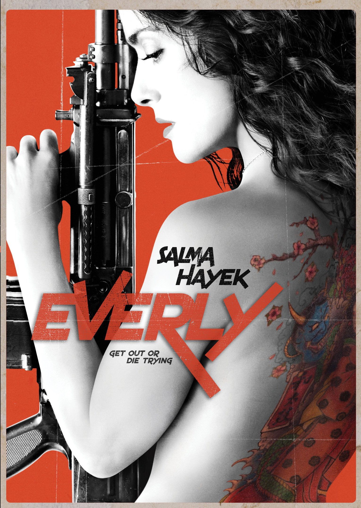 DVD : Everly (DVD)