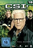 CSI: Crime Scene Investigation - Season 15 [6 DVDs]
