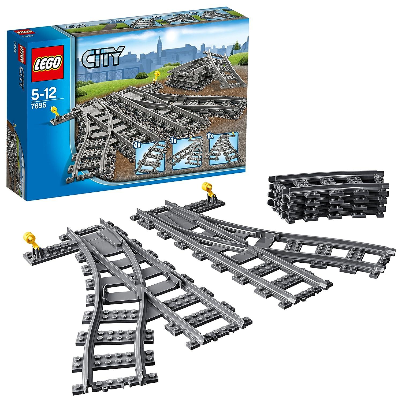 LEGO City 7895 - Scambi per la ferrovia Lego Italy