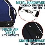 Athletico Ski Boot Bag - Skiing and Snowboarding