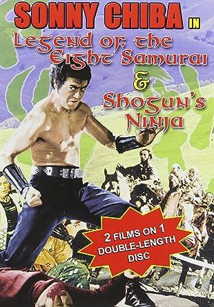 Legend of the Seven Samurai / Shoguns Ninja USA DVD: Amazon ...