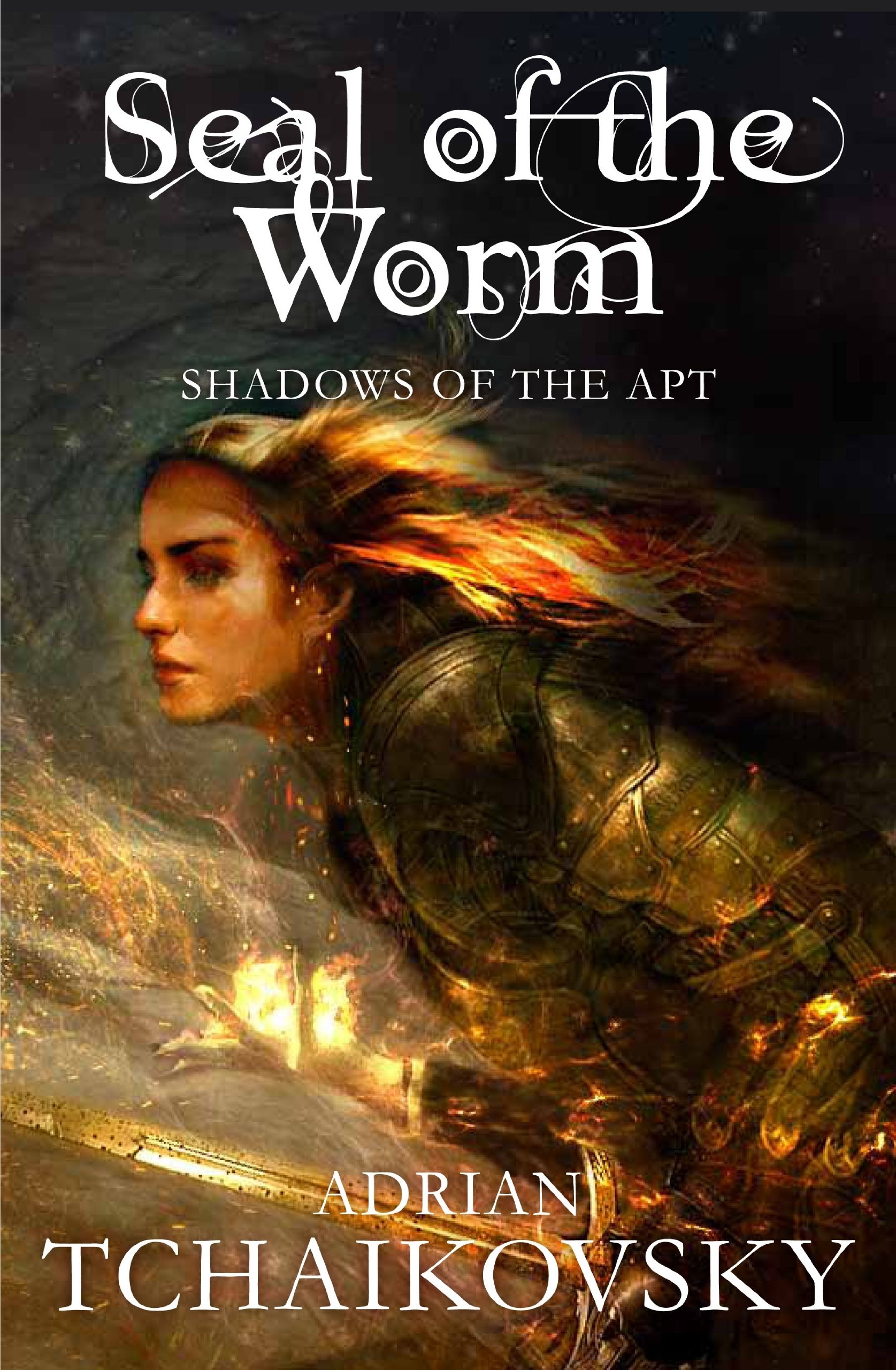 Seal of the Worm (Shadows of the Apt, Band 10)