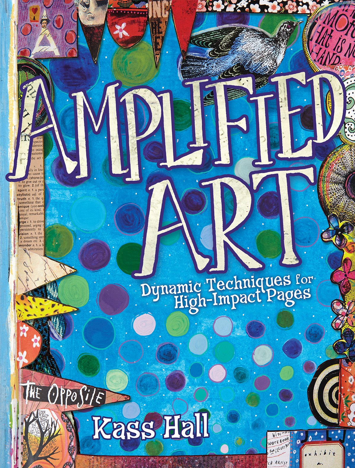 Amplified Art: Dynamic Techniques for High-Impact Pages