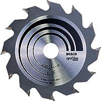 Bosch Professional cirkelsågblad Optiline Wood (för trä, 130 x 20 x 2,4 mm, 12 kuggar, tillbehör cirkelsåg)