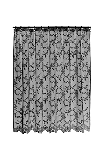 Amazon.com: Heritage Lace Downton Abbey Yorkshire Shower Curtain ...