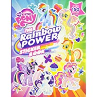 The Rainbow Power Sticker Book