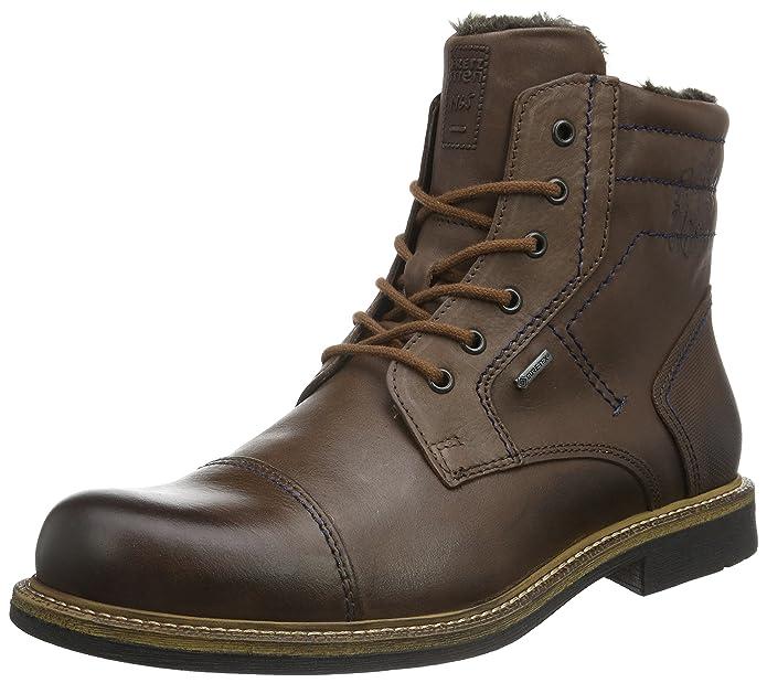 Fretz Men Belfort, Botines para Hombre: Amazon.es: Zapatos y complementos