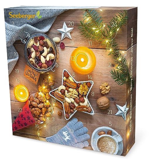 Seeberger Adventskalender 2020, 1er Pack (1 x 510 g): Amazon.de: Grocery