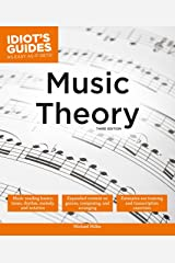 Music Theory, 3E (Idiot's Guides) Paperback