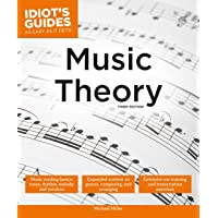 Idiot's Guides: Music Theory: 3rd Edition