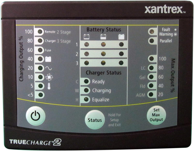 Xantrex 808-8040-01 Truecharge2 Generation 3 Remote Control