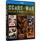 Scars of War - 4 Vietnam Stories [Blu-ray]