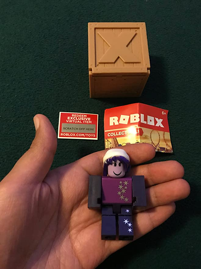 Details About Roblox Galaxy Girl Series 2 Rare 3 Toys Figures Queen Of The Night Crown Code Roblox Series 2 Galaxy Girl Action Figure Mystery Box Virtual Item Code 2 5 Figures Amazon Canada