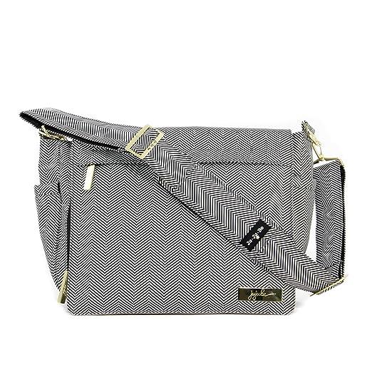 Ju-Ju-Be Legacy Better Be - Bolso bandolera para pañales, color gris: Amazon.es: Bebé