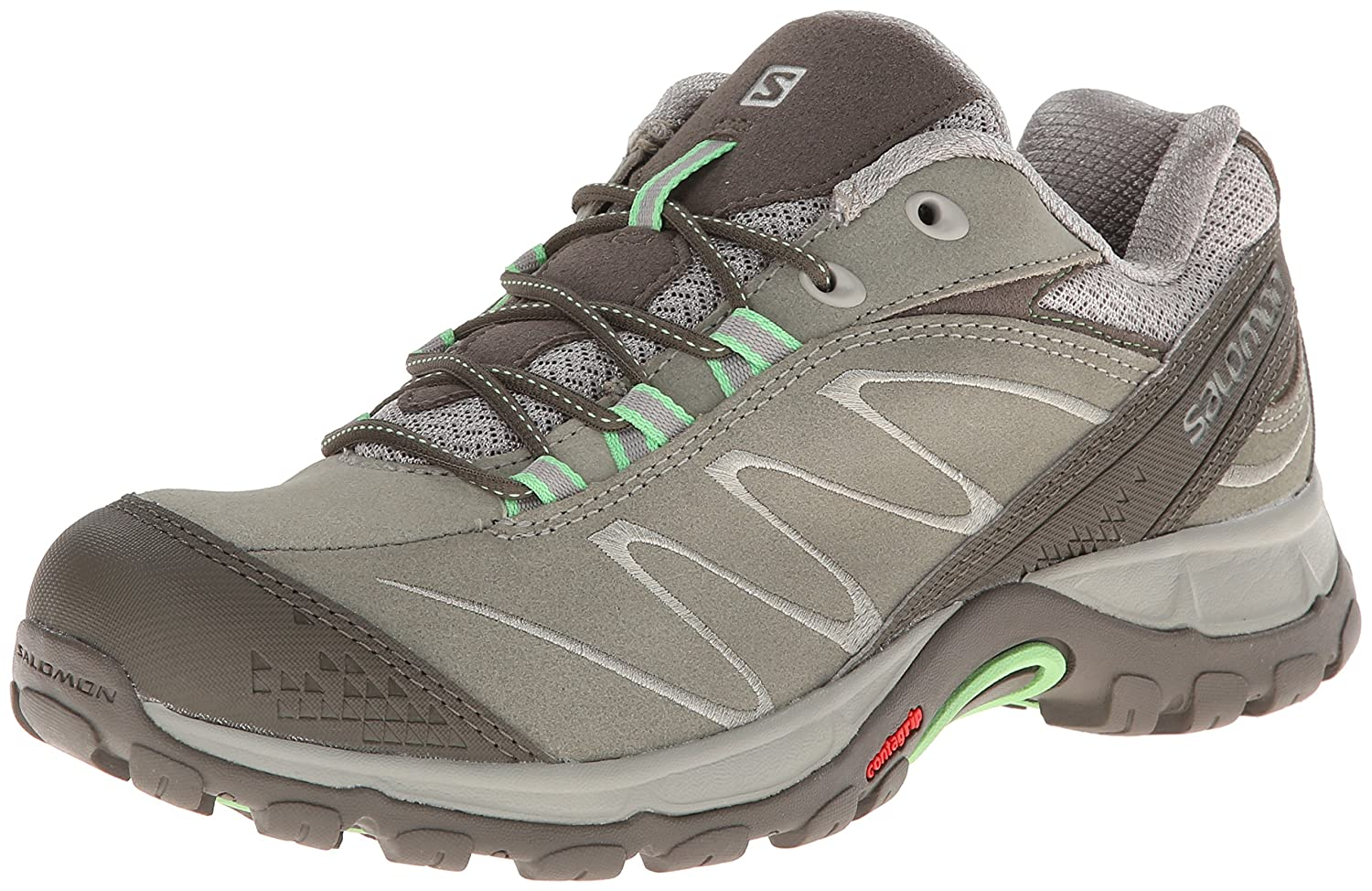 Salomon Ellipse LTR Womens Trail Zapatilla De Trekking - 36: Amazon.es: Zapatos y complementos