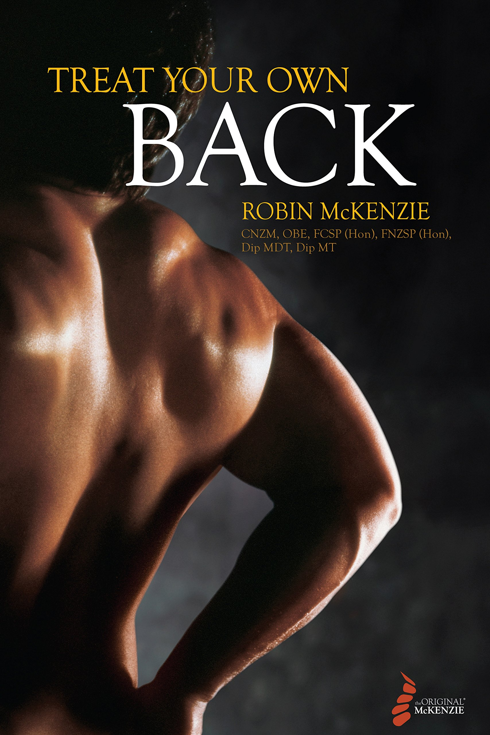 Treat Your Back Robin McKenzie product image