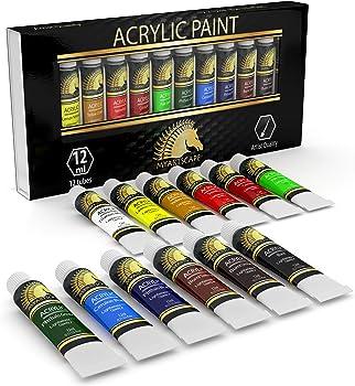 Myartscape Acrylic Paint Set