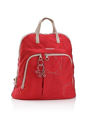 Amazon.com: Okiedog Trek Mochila Bolsa de Pañales, Rojo: Baby