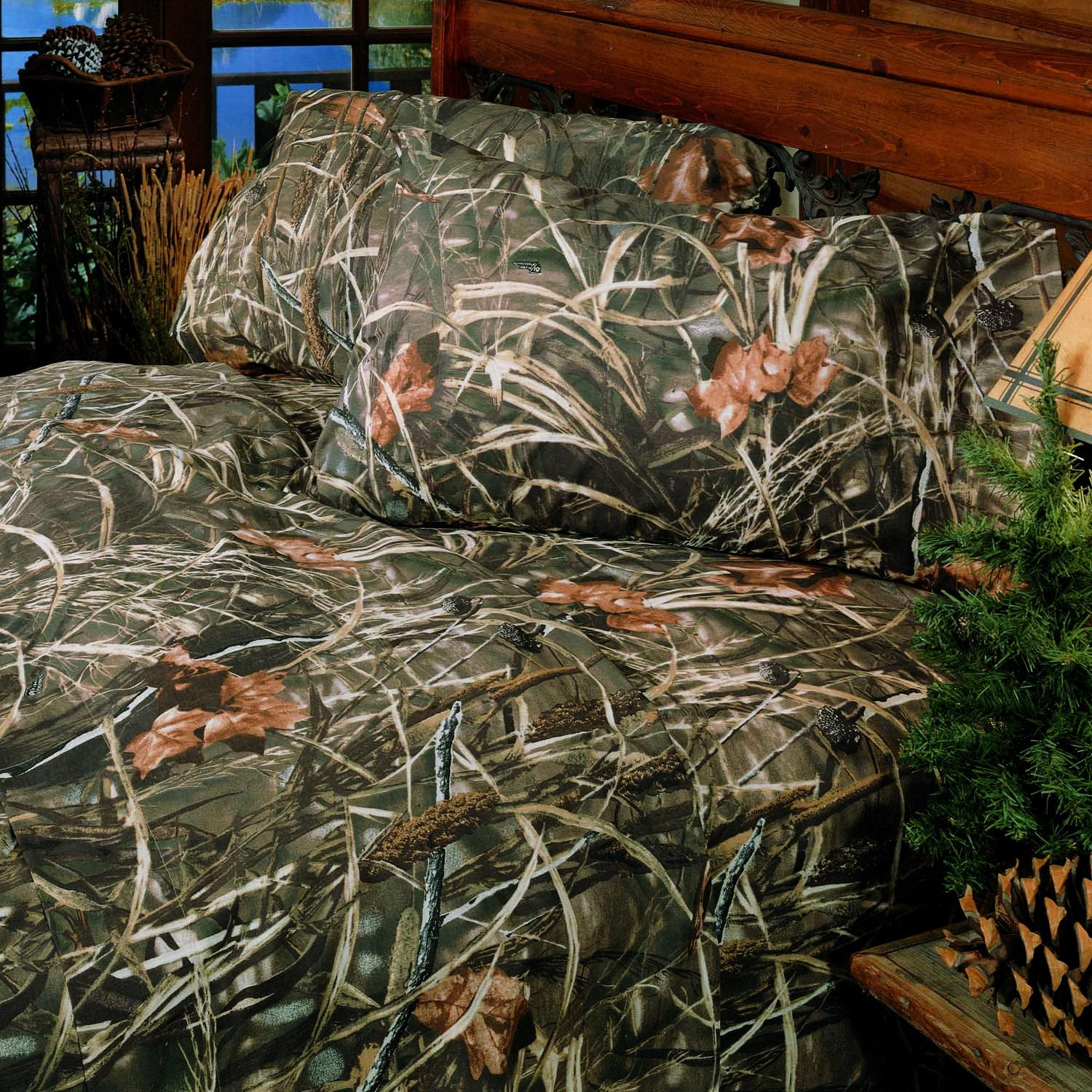 Realtree Max-4 Sheet Set, Queen