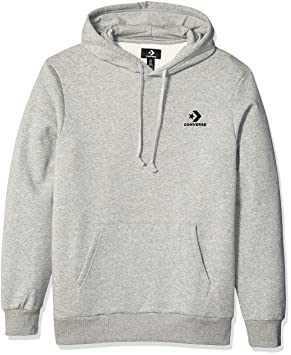 1a4ccebbb Converse Men's Star Chevron Po Hoodie Vgh Hoodie: Amazon.co.uk ...