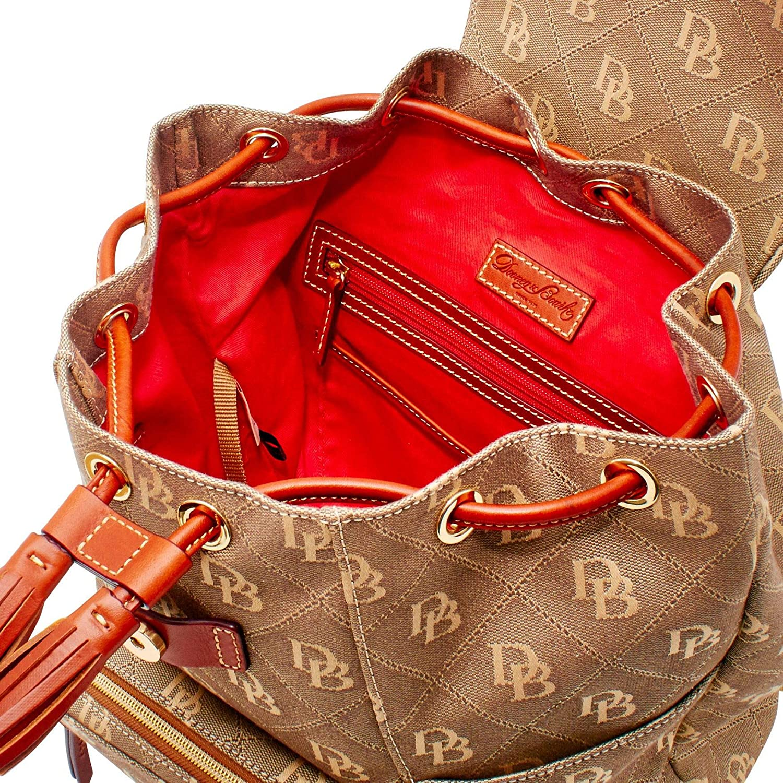 Dooney /& Bourke Maxi Quilt Large Backpack