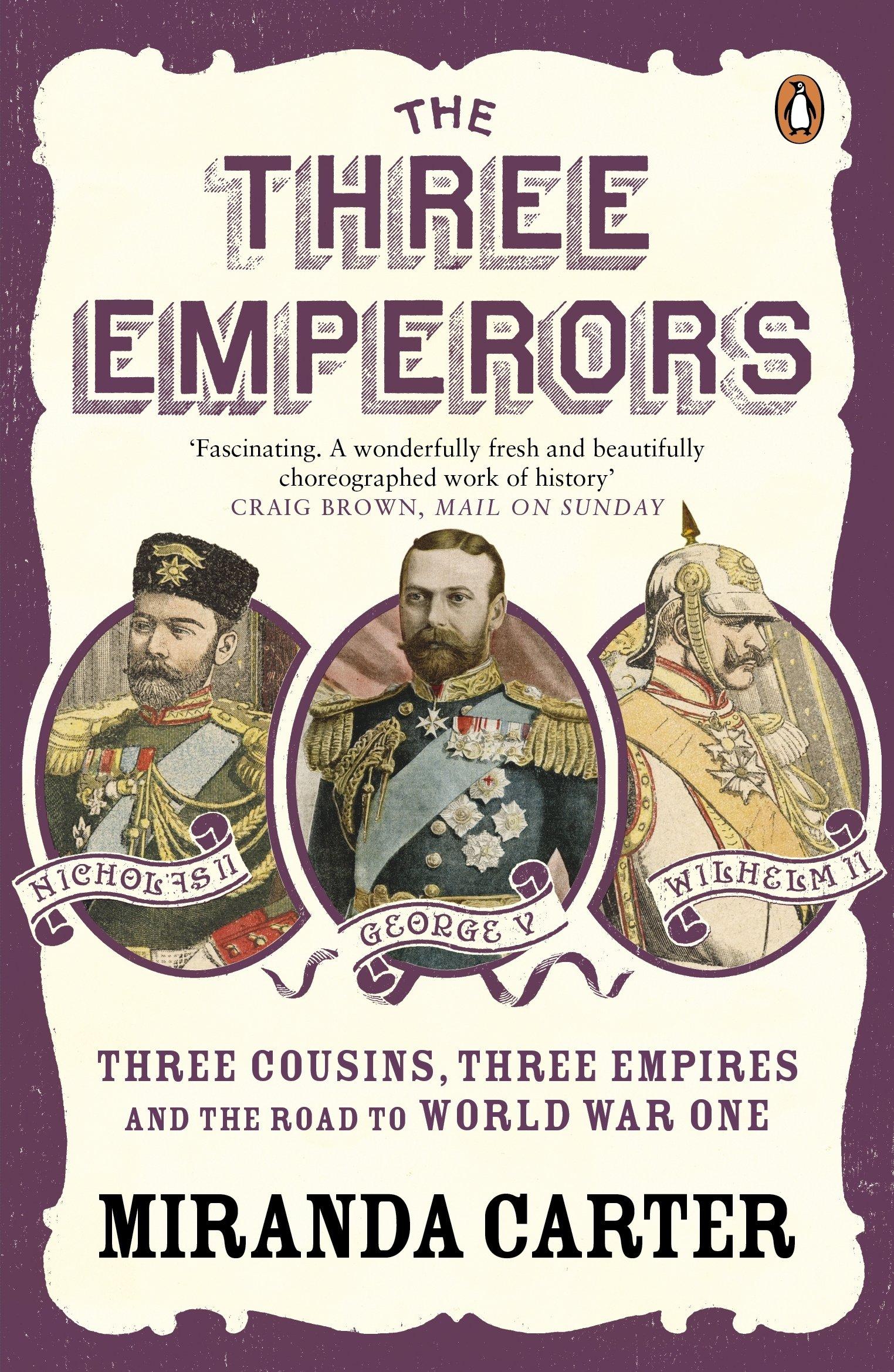 three emperors alliance