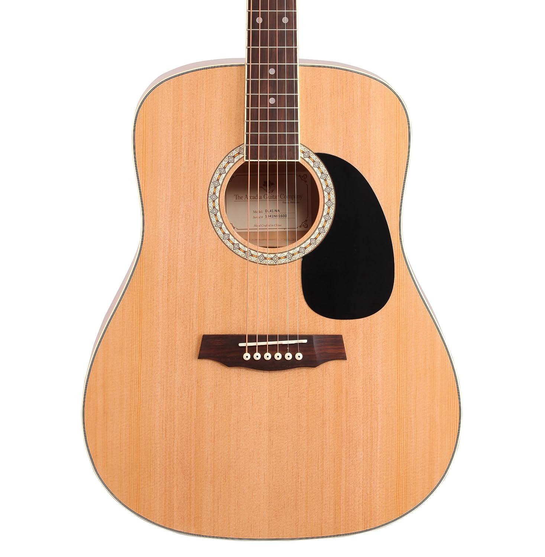 arcadia dl38na pak 38 3 4 size dreadnaught acoustic