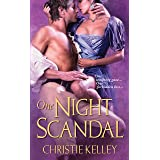 One Night Scandal (The Spinster Club Book 5)