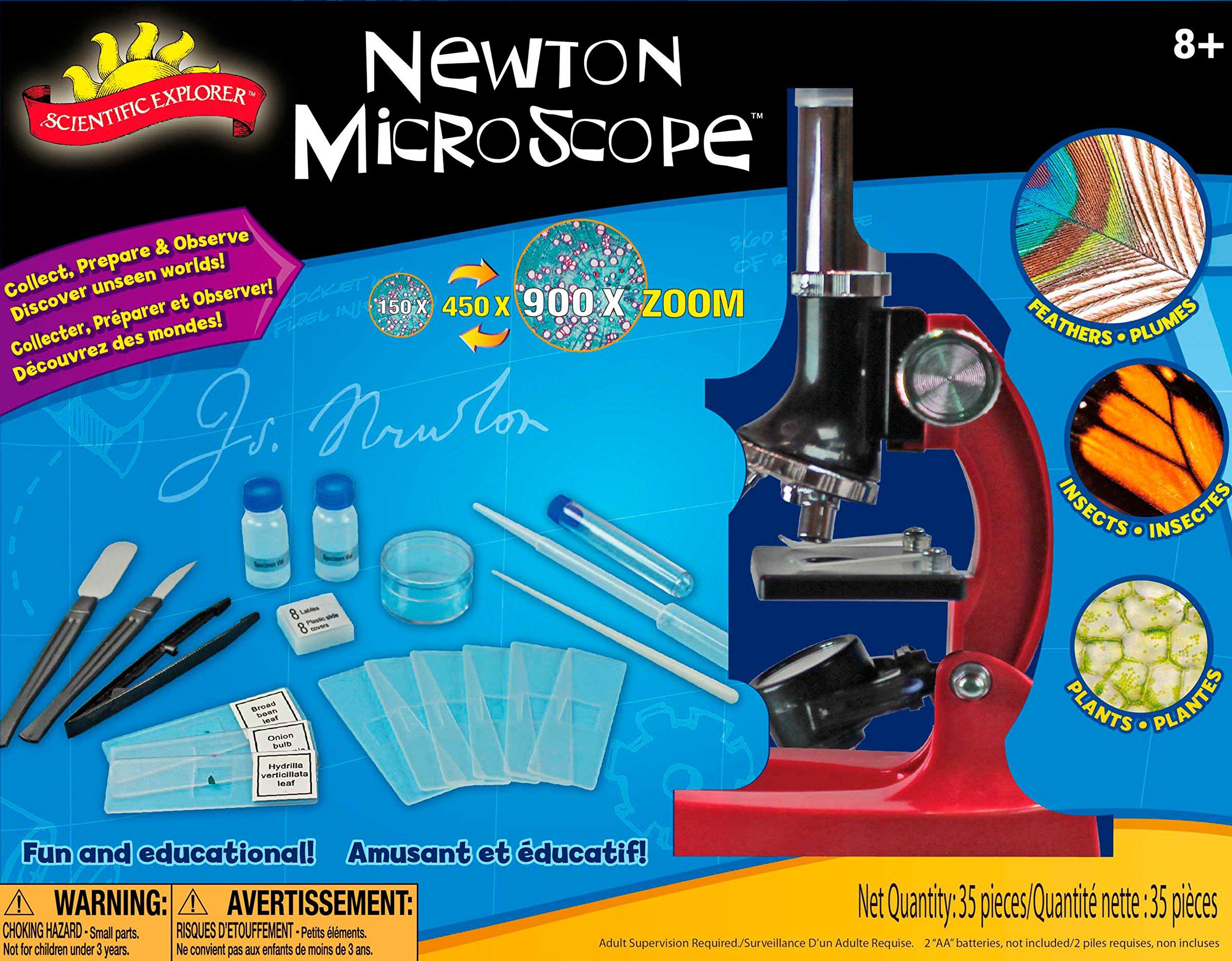 Scientific Explorer Newton Microscope by Scientific Explorer